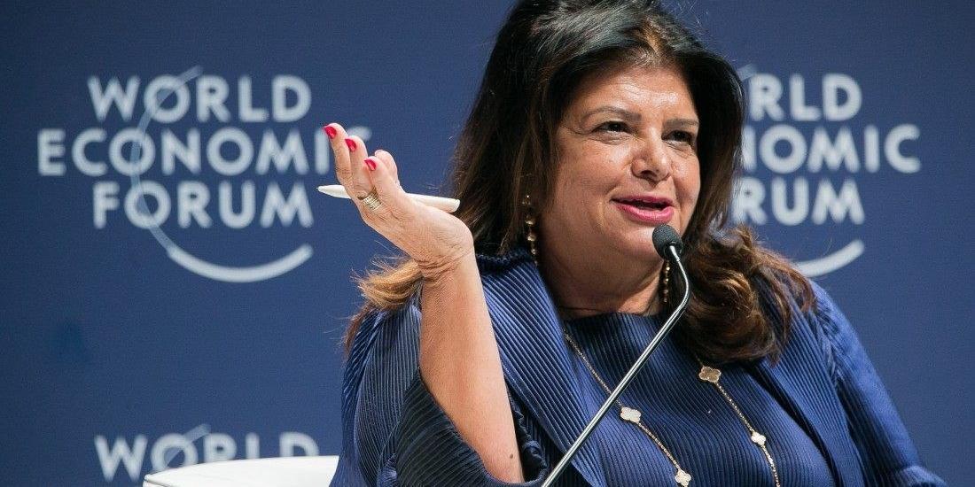Luiza Helena Trajano é presidente do Conselho do Magazine Luiza e do Grupo Mulheres do Brasil (Divulgação)