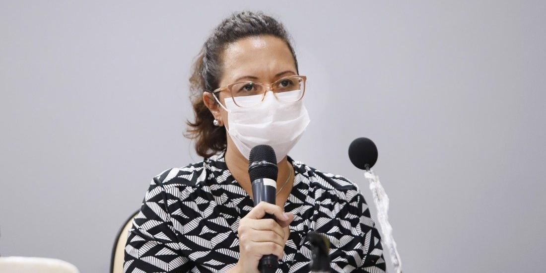Fabiana Zanquetta, secretária de Educação de Rio Preto (Marcos Morelli/Prefeitura de Rio Preto)