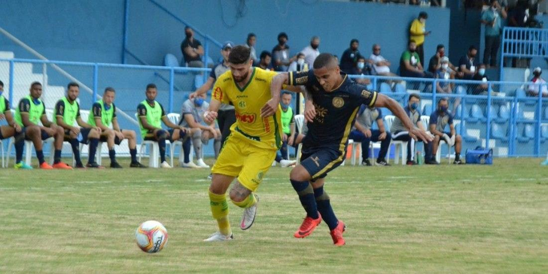 Leão consegue virada histórica e chega ao seu maior momento na história. Gols foram anotados por Vinícius, João Carlos e Lucas Silva. (Léo Roveroni/ Mirassol FC)