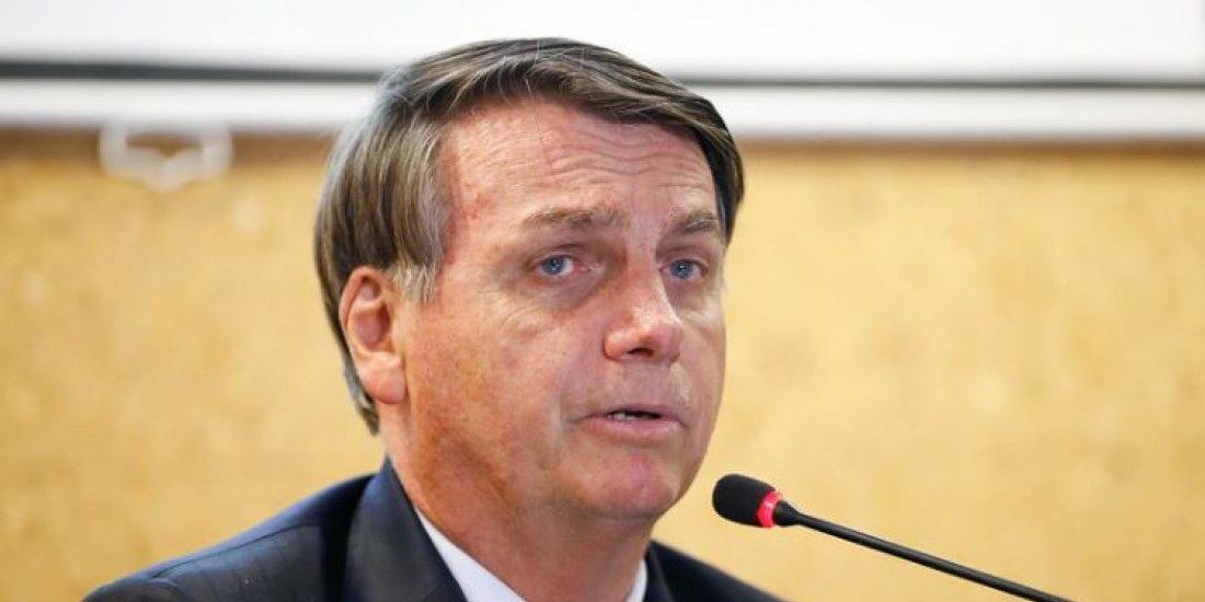 Na carta, Bolsonaro também agradeceu a Índia pela liberação das exportações dos insumos farmacêuticos produzidos naquele país (Carolina Antunes/Presidência da República)