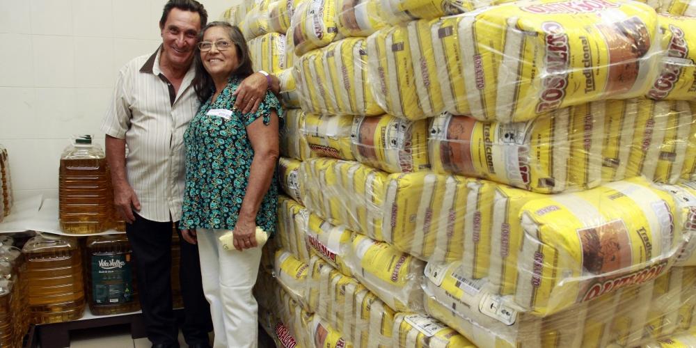 Benedito e Laurinda  (Mara Sousa 5/6/2018)
