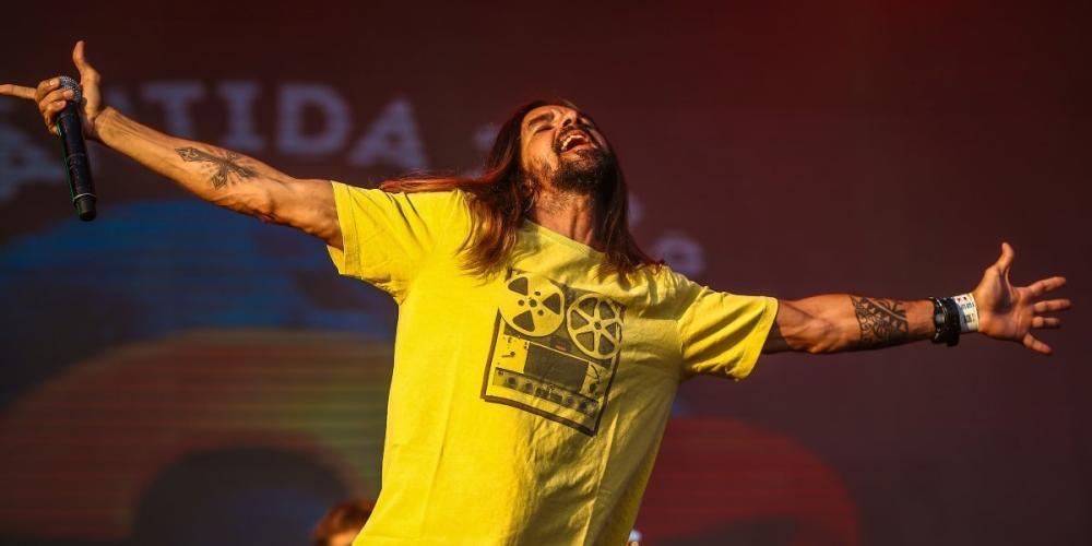 Cantor Armandinho participa do Planeta Rock pela 1ª vez (Divulgação)