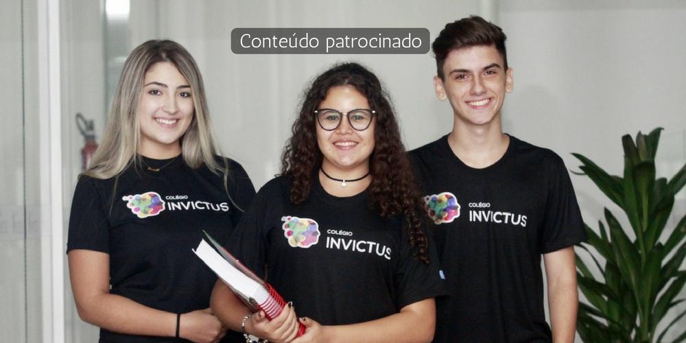 Colégio Invictus utiliza o sistema de ensino pH, que atua há três décadas na educação do estado do Rio de Janeiro (Mara Sousa 31/1/2018)