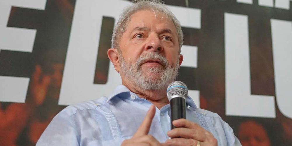 Ex-presidente Lula (PT) (Ricardo Stuckert)