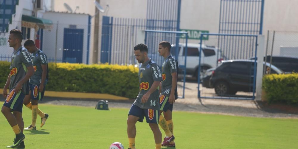 Gilsinho, de 33 anos, é de Américo Brasiliense e vai defender o Leão no Paulistão (Guilherme Baffi 22/1/2017)