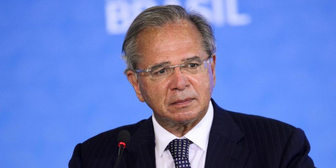 Ministro Paulo Guedes (Marcelo Camargo/Agência Brasil)