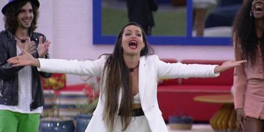Juliette Freire é a vencedora do 'Big Brother Brasil' deste ano (Reprodução)