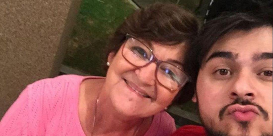 Moradora de Rio Preto, Dona Zenaide levou um tombo na última noite e acabou tendo uma parada cardíaca (Reprodução/Instagram)