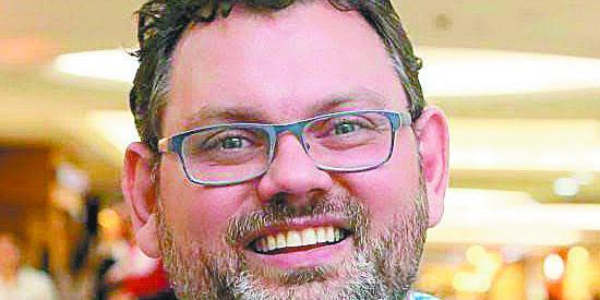 Prof. Dr. João Paulo Vani, rPresidente da Academia rBrasileira de Escritores (Abresc)  (Divulgação)