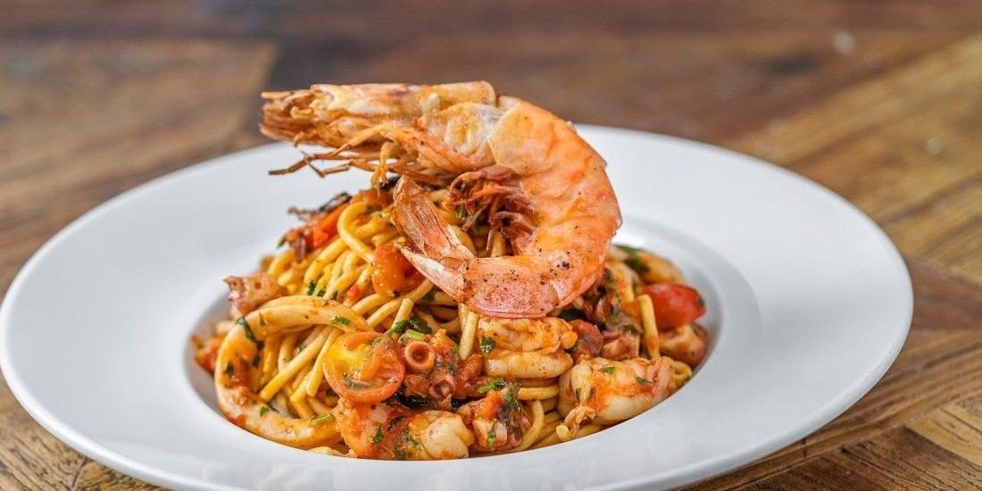 Spaghetti Al Mare, do Maremonti
