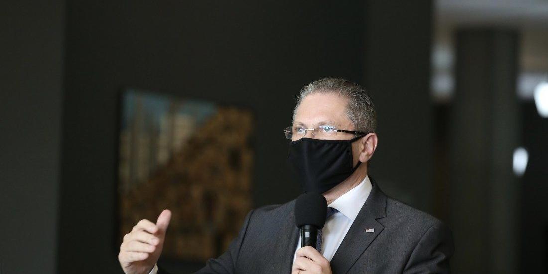 Líder do governo na Assembleia Legislativa, Carlão Pignatari (PSDB) é nome forte na disputa pela presidência da Casa (Divulgação/Governo São Paulo)