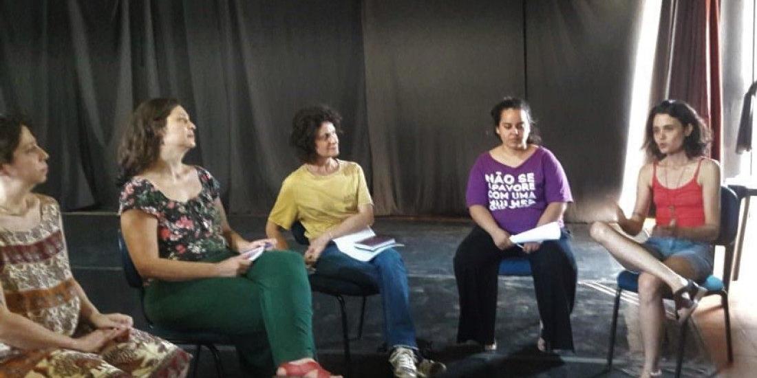 A feira integra a programação da Mostra Cênica Resistência 2021, realizada pela Cia Cênica de Rio Preto em parceria com quatro coletivos da cidade (Divulgação)