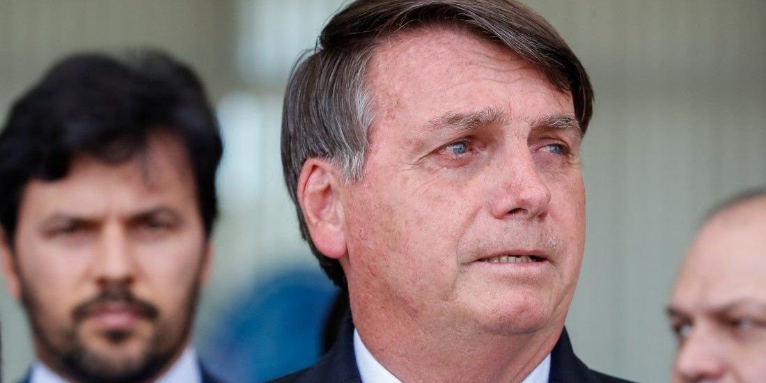 Presidente da República, Jair Bolsonaro (Alan Santos/Presidência da República)
