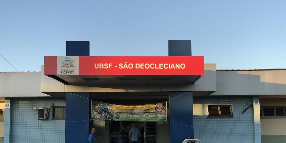UBSF do São Deocleciano é uma das que retomam o atendimento odontológico (Divulgação)