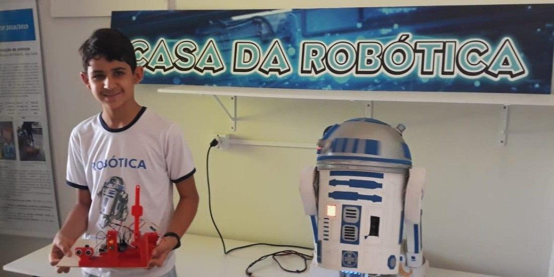 Enso Matheus Papali de Carvalho desenvolve sistema de inteligência que ajuda a combater a Covid-19 (Arquivo Pessoal)