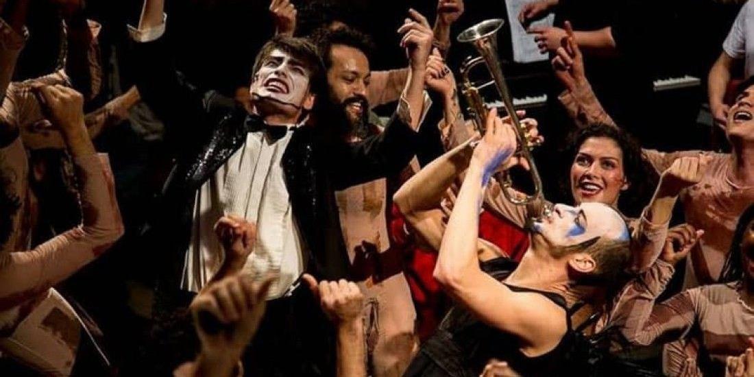 Júri nacional também concedeu menção para 'Máquina do Desejo - 60 Anos do Teatro Oficina' (Reprodução)