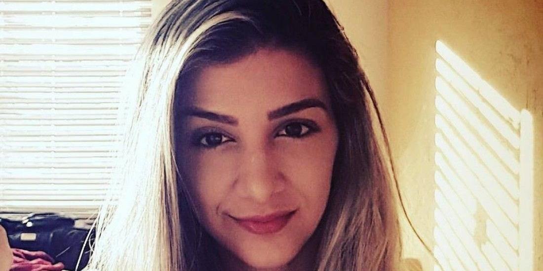 Andressa Serantoni, 28 anos, trabalhava como personal trainer em Rio Preto e foi morta pelo casal (Reprodução)