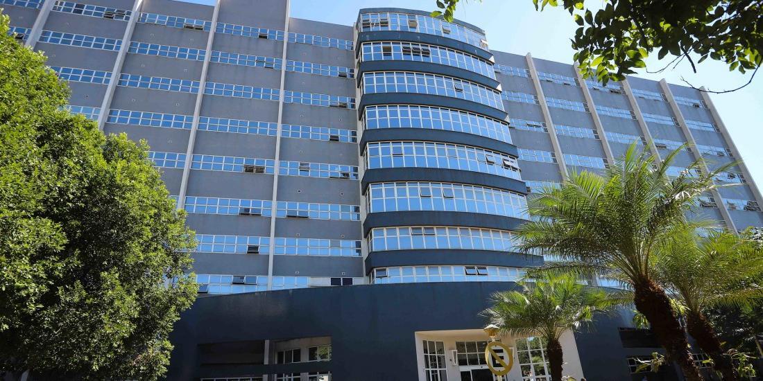 Hospital de Base em Rio Preto (Divulgação)