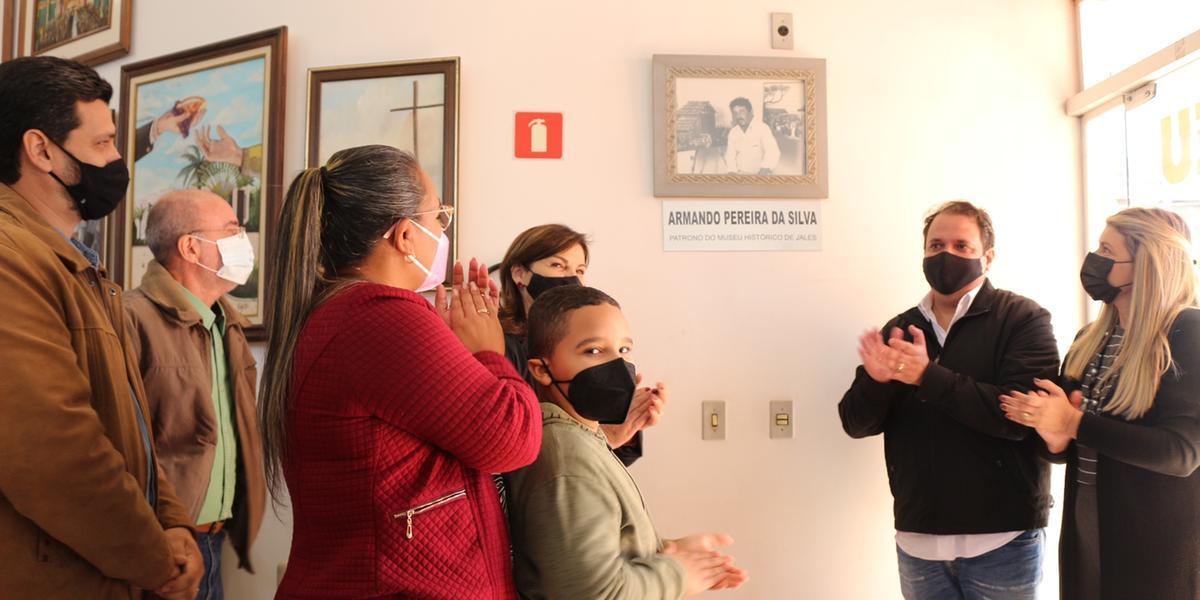 Prefeitura de Jales reinaugura Museu Histórico da cidade (Divulgação/Prefeitura de Jales)