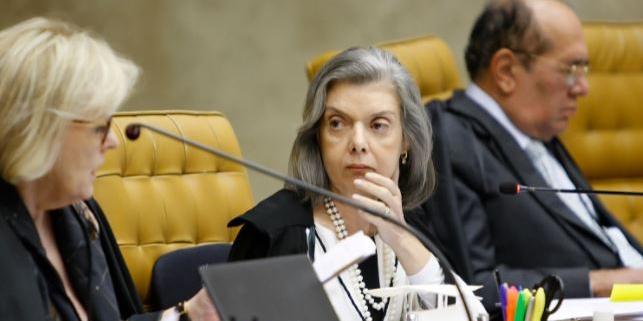 Ministra Cármen Lúcia negou pedido de parlamentar do PT (Divulgação/STF)