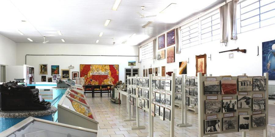 Museu Histórico de Jales traz cerca de 400 peças em seu acervo (Divulgação)
