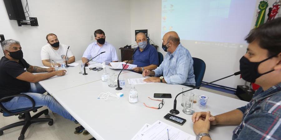 Conselho de Ética da Câmara reunido nesta quinta-feira, 22, sobre o caso: pedido de ajuda ao jurídico (Guilherme Baffi 22/07/2021)