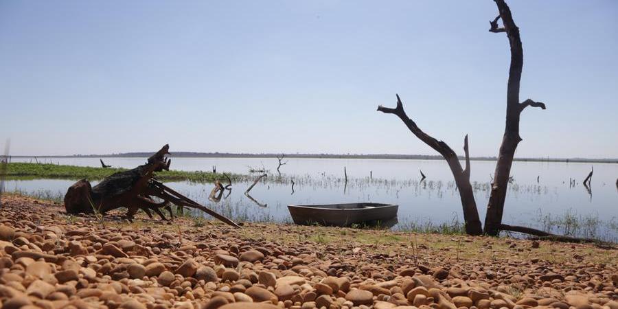Brasil atravessa a pior seca dos últimos 91 anos (Johnny Torre/Arquivo)