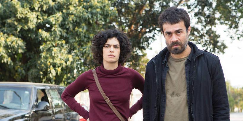 Maria Flor e Erom Cordeiro estão na série 'Os Ausentes' (Divulgação)