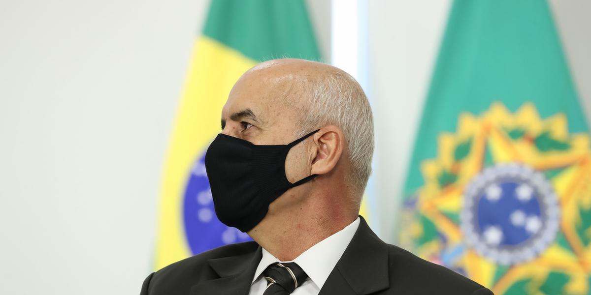 Luiz Eduardo Ramos deixa o cargo de ministro chefe da Casa Civil (Marcos Corrêa/PR)