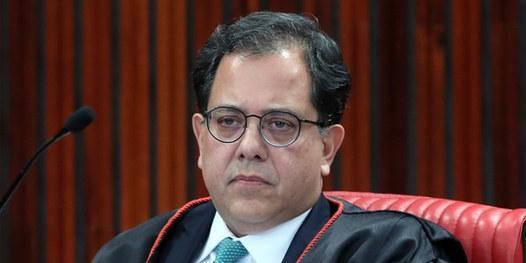 Ministro relator do caso no TSE, Sergio Banhos (Divulgação/TSE)