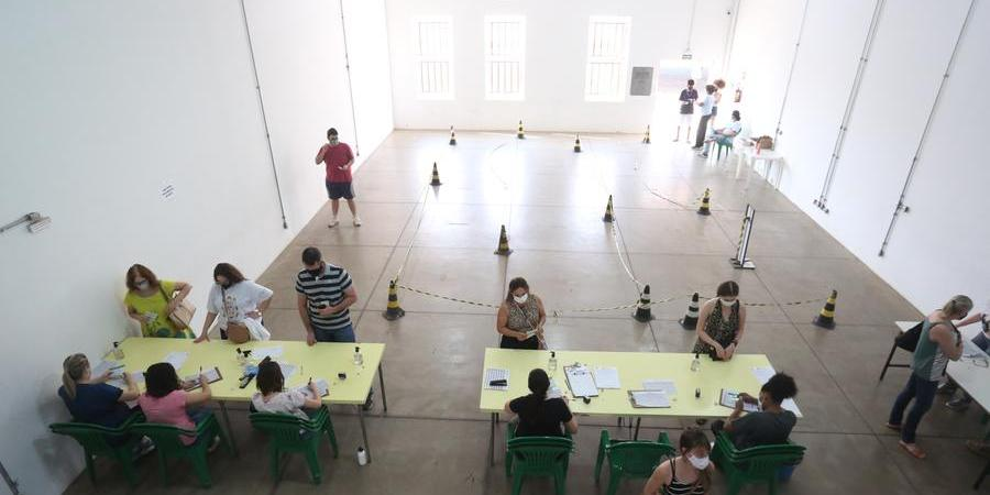 Vacinação segue em Rio Preto nesta quarta-feira, 15 (Guilherme Baffi/Arquivo)