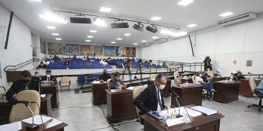 Jean Charles, ex-presidente da Câmara; julgamento de contas de sua gestão foi adiado após manifestação da defesa do Legislativo, que expõe problemas com vereadores (Guilherme Baffi 26/8/2021)