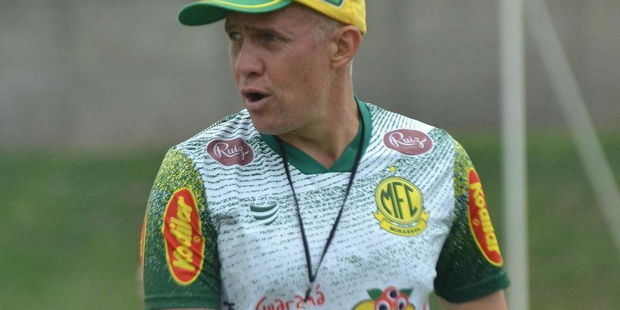 Baptista se disse satisfeito com temporada do Leão (Léo Roveroni/ Mirassol FC)