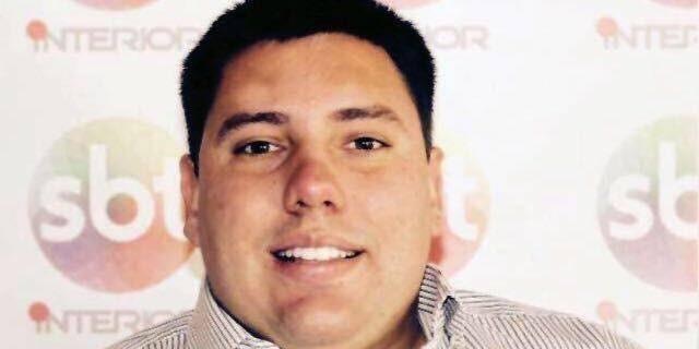 Lucas do Valle é neto do narrador esportivo Luciano do Valle (Reprodução/Redes sociais)