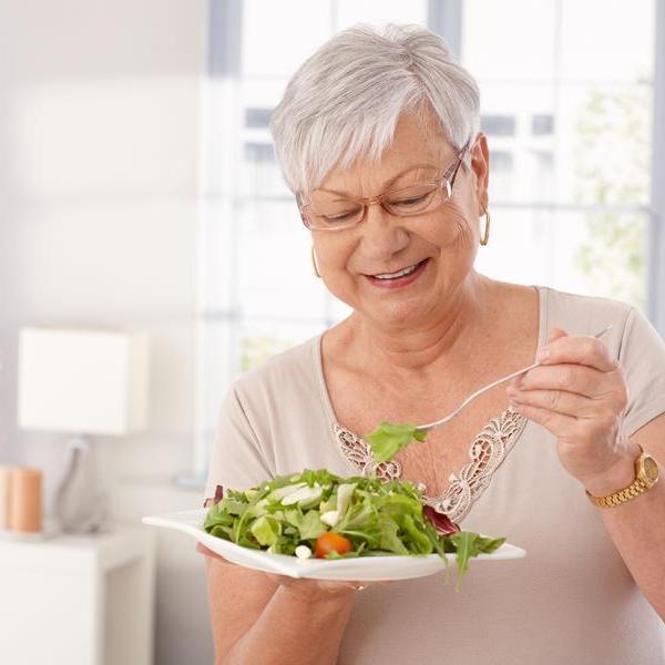 Comer bem para viver melhor