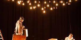 Jorge Vermelho, da Cia Azul Celeste, diz que teatro é pautado na relação direta com o indivíduo (Divulgação)