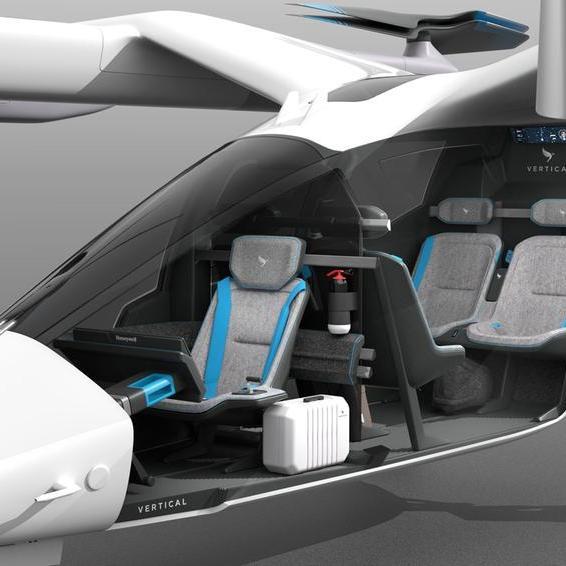 Companhia área projeta carros voadores nos ares do Brasil em 2025