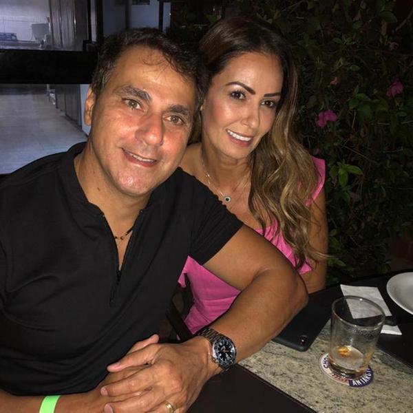 Beto e Daniela Gorayeb estão na Coluna Social de hoje