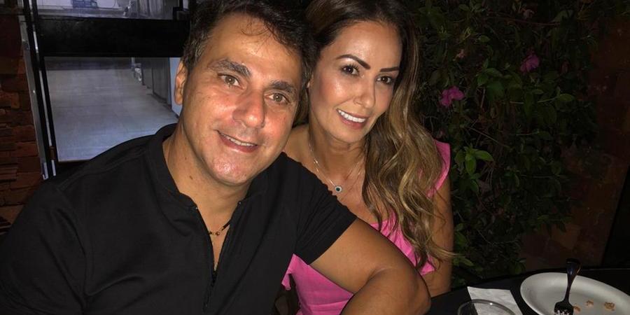 Beto e Daniela Gorayeb em noite de festa (Arnaldo Mussi)