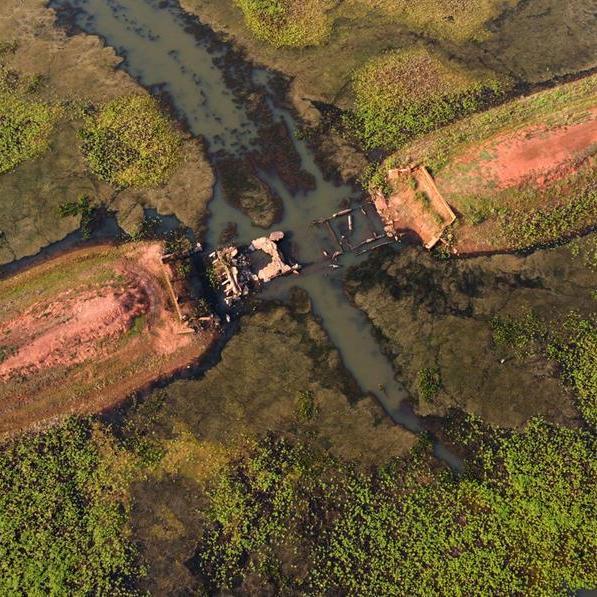 Com maior seca em 7 anos, Rio Preto registra um foco de incêndio por hora