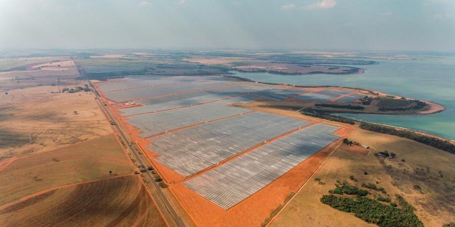 Área total é de 455 hectares, o que corresponde a 421 campos de futebol (Divulgação)