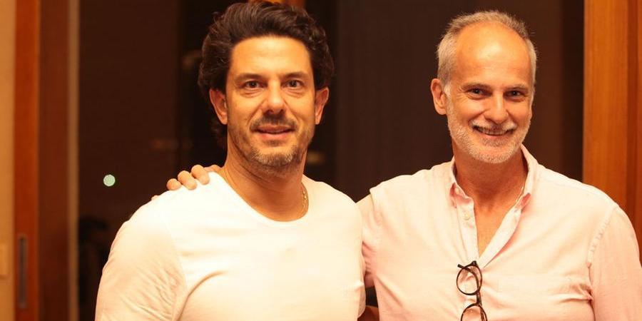 Marcelo Cerin e Fausto Ferraz