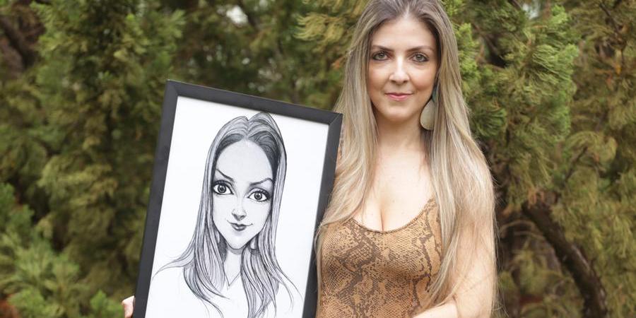 Professora e escritora Priscila Topdjian
