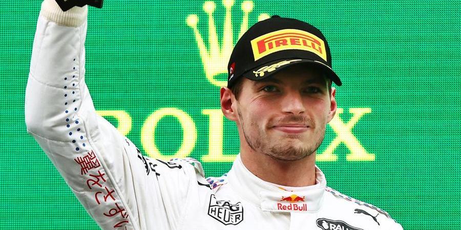 Em 2º lugar na prova, Verstappen reassume dianteira do campeonato (Reprodução/Facebook)