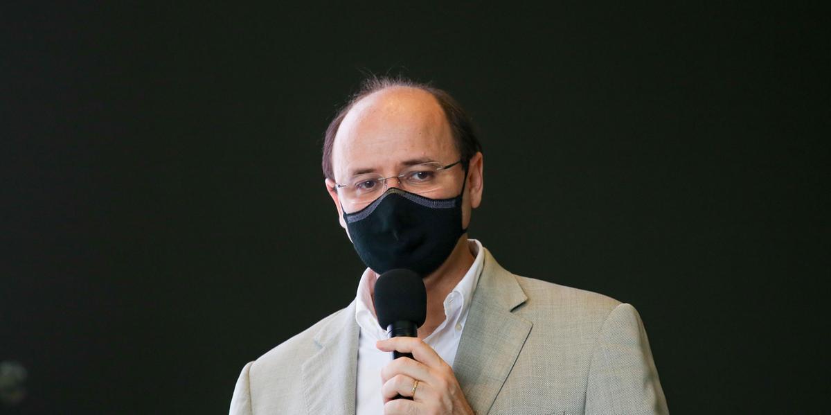 Rossieli Soares, secretário de educação do Estado de São Paulo (Divulgação/Governo de SP)