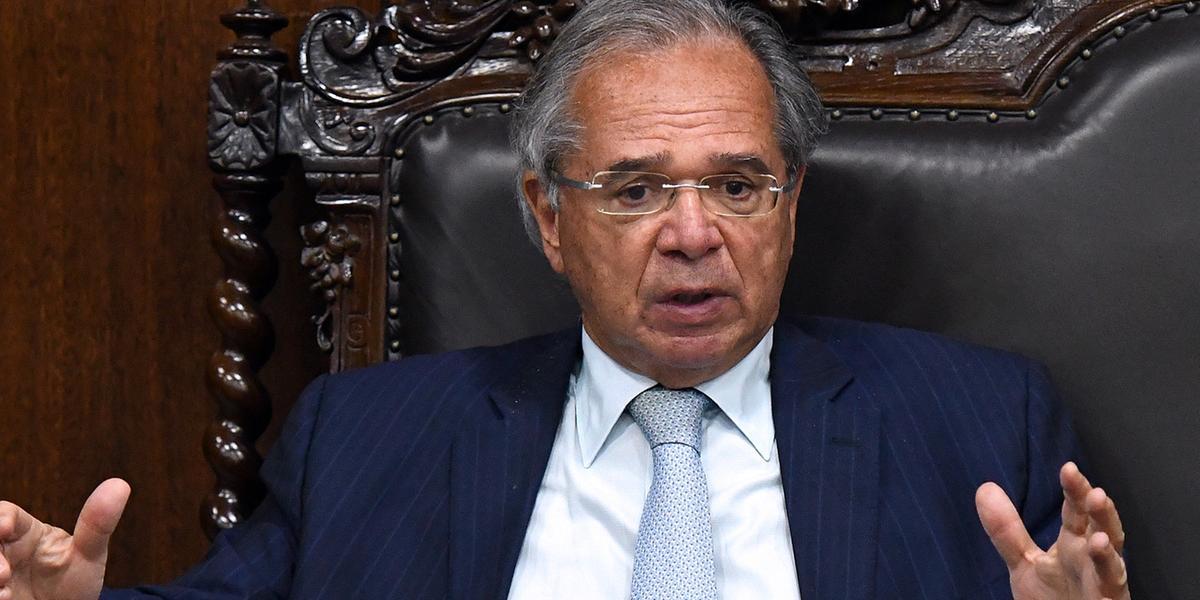 Ministro da Economia Paulo Guedes (FOTO: EDU ANDRADE/Ascom/Ministério da Economia)