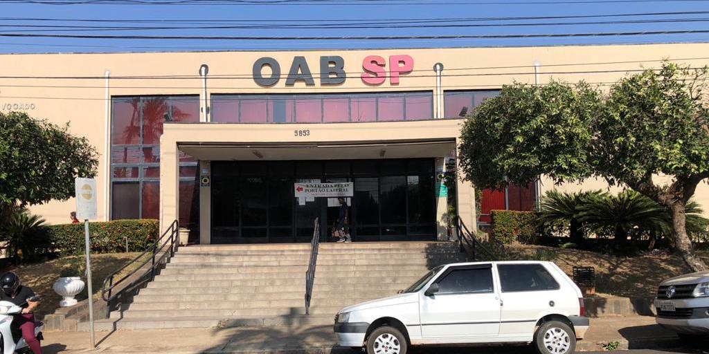 Sede da Subseção da OAB de Rio Preto (Divulgação)