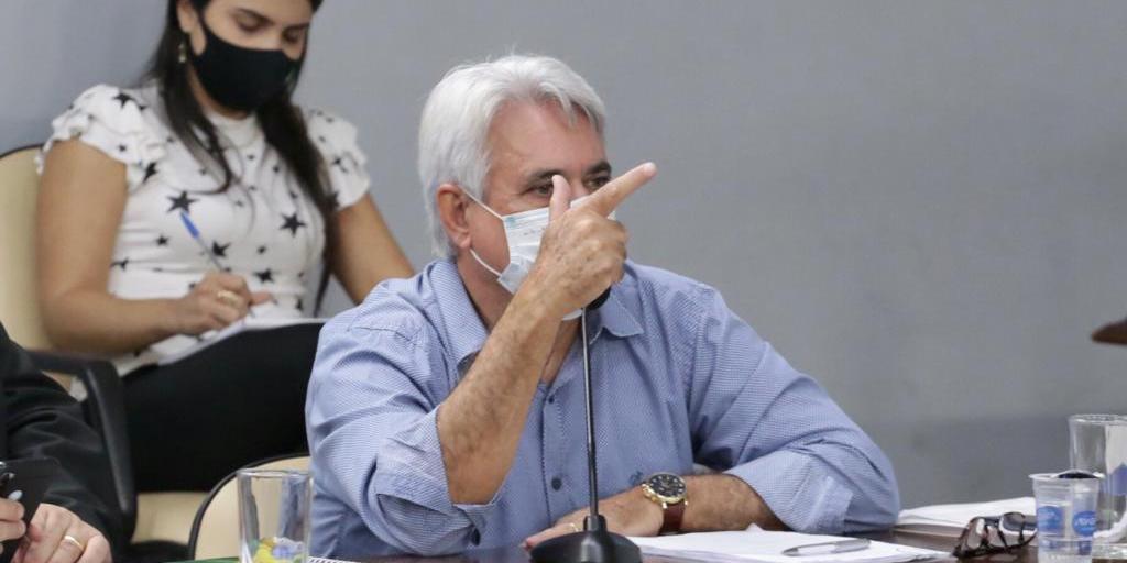 Secretário de Trânsito de Rio Preto, Amaury Hernandes (Johnny Torres 13/10/21)