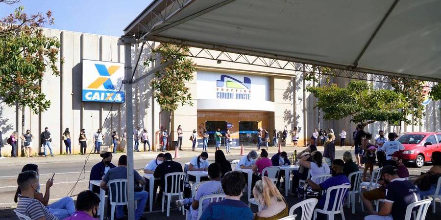 Shopping Cidade Norte é um dos locais com sala de vacinação (Divulgação/Prefeitura)