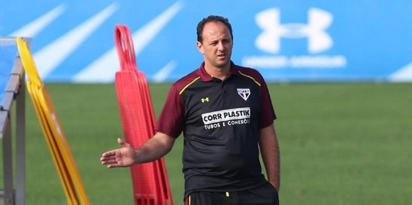 Rogério Ceni (Divulgação/Rubens Chiri/São Paulo FC)